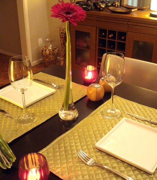 como preparar uma mesa rom ntica para jantar dois On preparar mesa romantica